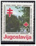 Yugoslavia,TBC 1980.,MNH - 1945-1992 Socialist Federal Republic Of Yugoslavia