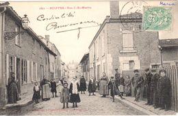 1811 - Suippes - Rue J.B. Martin - Francia