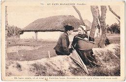 85. AU PAYS MARAICHIN. 73 - Frankreich