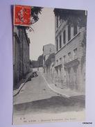 LYON-Quartier Bissardon-Rue Royat - Lyon