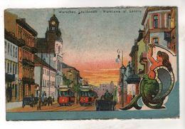 Nr.  9398, Warschau, Polen - Pologne