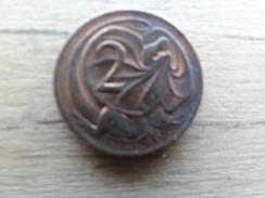 Australie  2  Cents  1983  Km 63 - Monnaie Décimale (1966-...)