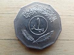Irak  1  Dinar  1981  Km 170 - Iraq