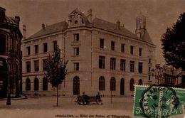 16 ANGOULEME HOTEL DES POSTES ET TELEGRAPHES - Angouleme