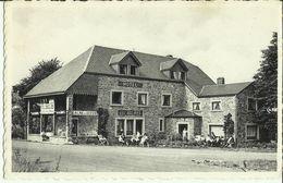 Dochamps -- Hôtel Les Aglires.    (2 Scans) - Manhay