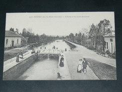 PRES DE LA REOLE  /  FONTET   1910   L ECLUSE    EDITEUR - La Réole