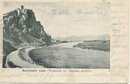 1903 - STRECNO, TRENCIN, Gute Zustand, 2 Scan - Slovaquie
