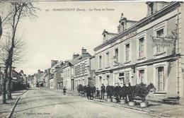 Nonancourt, Hôtel De France - France
