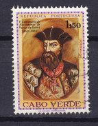 Cape Verde 1969 Mi. 359    1.50 E Vasco Da Gama Seefahrer - Islas De Cabo Verde