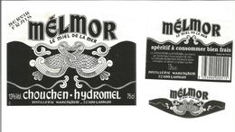 Etiquette De CHOUCHEN - HYDROMEL - Melmor - Labels