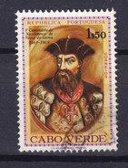 Cape Verde 1969 Mi. 359    1.50 E Vasco Da Gama Seefahrer - Isola Di Capo Verde
