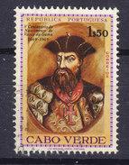 Cape Verde 1969 Mi. 359    1.50 E Vasco Da Gama Seefahrer - Kaapverdische Eilanden