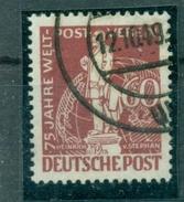 Berlin, 75 Jahre Weltpostverein Nr. 39 Gestempelt - Gebraucht