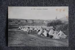 Campagne Du MAROC - FEZ, Campement à BOUJELOUD - Guerres - Autres