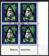 Schweiz 2003 // Michel 1858 O Viererblock (8746) - Switzerland