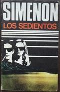 Los Sedientos  - George Simenón     Las Novelas De Simenón  Nº 36 - Acción, Aventuras