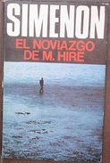 El Noviazco De M. Hire  - George Simenón     Las Novelas De Simenón  Nº 46 - Acción, Aventuras