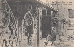 Gand - Ecole St. Luc - Gent - St. Lucasschool - Hof - Gent