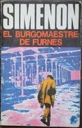 El Burgomaestre De Furnes  - George Simenón     Las Novelas De Simenón  Nº 51 - Action, Adventure