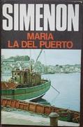 María La Del Puerto  - George Simenón     Las Novelas De Simenón  Nº 54 - Acción, Aventuras