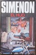 El Hijo  - George Simenón     Las Novelas De Simenón  Nº 62 - Action, Adventure