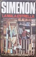 La Mala Estrella  - George Simenón     Las Novelas De Simenón  Nº 64 - Action, Adventure