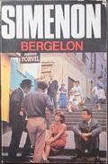 Bergelon  - George Simenón     Las Novelas De Simenón  Nº 66 - Action, Adventure