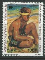 Nouvelle Calédonie - Aérien  - Yvert N°234 Oblitéré  -  Bce 7225 - Neukaledonien