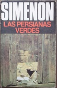 Las Persianas Verdes  - George Simenón     Las Novelas De Simenón  Nº 68 - Action, Adventure