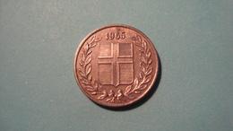 MONNAIE ISLANDE 25 AURAR 1965 - Iceland