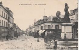 60 - LIANCOURT - Rue Victor Hugo - Liancourt