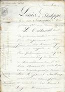 Acte Notarié 1834: Louis Philippe Roi Des Français, à Tous. Entre Antoine Jarrieu, Antoine Pinet Et Frédéric De Bosredon - Non Classificati