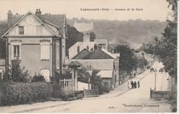 60 - LIANCOURT - Avenue De La Gare - Liancourt
