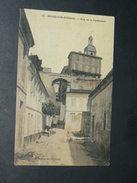 BOURG SUR GIRONDE / ARDT BLAYE   1905   RUE DE LA FONTTINIERE    EDITEUR - France