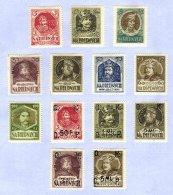 POLAND, Cinderellas - ....-1919 Übergangsregierung