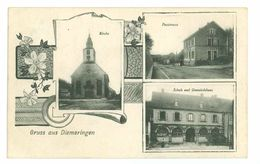 DIEMERINGEN - Gruss Aus... Multivues - Diemeringen