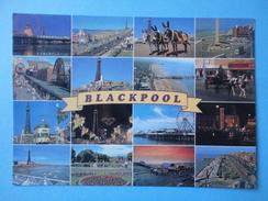 Blackpool - Contea Lancashire - Vedute - Blackpool