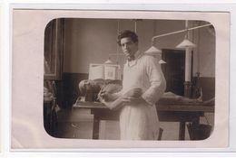 Romania - Autopsie - Spitalul Filantropia Bucuresti 1913 / Foto Cp Necirculata! Stare Perfecta! - Roumanie
