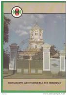 Moldova , Moldavie Moldau ,1992 , Pre-paid Postcard , Ciadir-Lunga , Gagauzia , Church - Kirchen U. Kathedralen