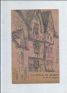 Moret-sur-Loing (77) : La Revue De Moret  3ème Trimestre 1966 Dont Histoire De La Ville - Histoire