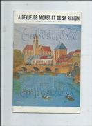 Moret-sur-Loing (77) : La Revue De Moret  1er Trimestre 1986 Dont Article Sur La Poste - History