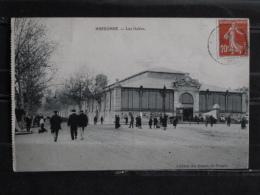 F17 - 11 - Narbonne - Les Halles - Edition Des Dames De France -  1913 - Narbonne