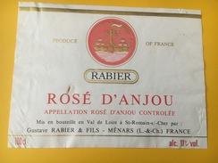 5389 - Rosé D'Anjou Rabier - Rosés