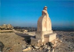 CPSM Les Baux De Provence-Monument Charloun Rieu       L2387 - Les-Baux-de-Provence