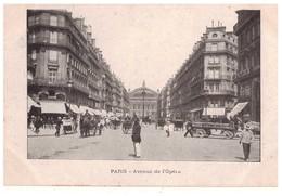 75 . PARIS . Avenue De L'Opéra - Réf. N°4695 - - Francia