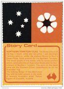 Australia - Story Card - Northern Territory Flag - Australia