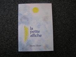 LA PETITE AFFICHE Contes Arsène Gruslin Bertrix La Louvière Peintures Paul Louka Marcinelle Conte Auteur Belge - Livres, BD, Revues