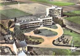 59 - JEUMONT : Le Piaquis ( Architecte J-F Le Marechal ) CPSM Dentelée Colorisée GF - Nord - Jeumont