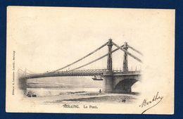 Seraing. Pont Suspendu Sur La Meuse(1843). 1899 - Seraing