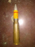 Cartouche 20mm Vulcan Oei Fr Inerte - Militaria